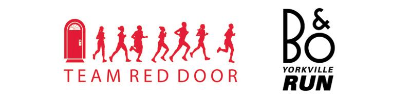 Team Red Door B&O Run header