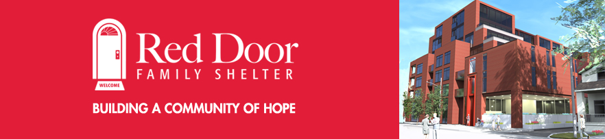 Capital Campaign Donation | Red Door Family Shelter
