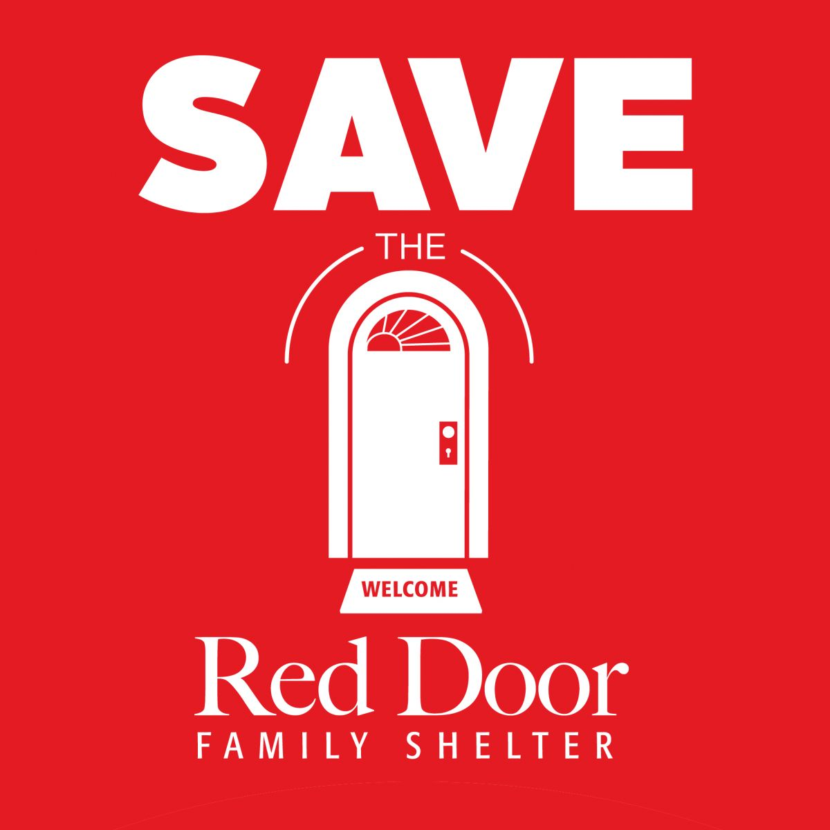 Save The Red Door Campaign Red Door Family Shelter