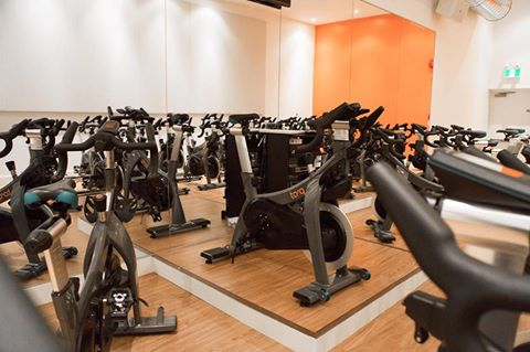 Torq indoor cycling gym