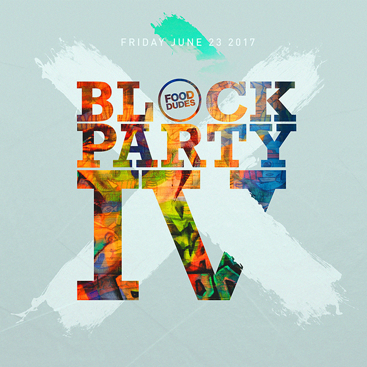 Block Party IV poster