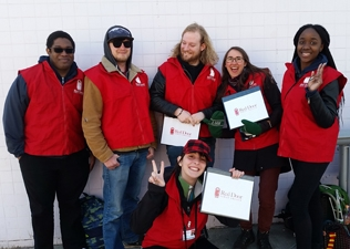 Red Door Canvassers